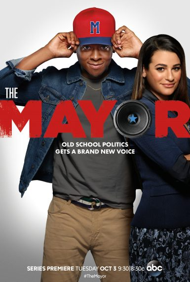 source: https://www.tvinsider.com/306933/promo-art-poster-abc-the-mayor-brandon-micheal-hall-lea-michele/