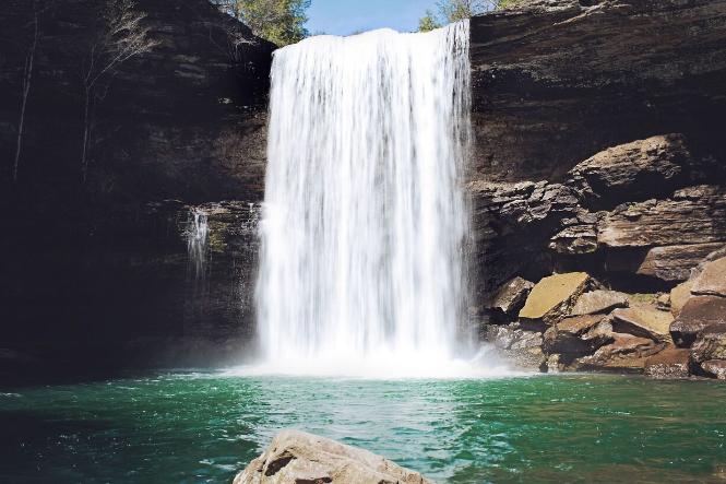 Greeter Falls, TN