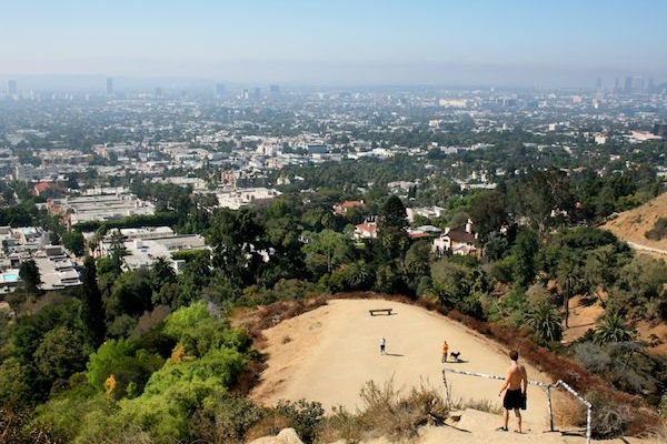 (image: Runyon Canyon Trails)