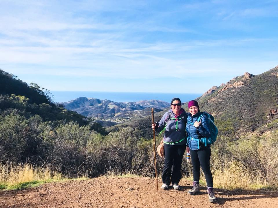 Photo by Girls Who Hike Inland Empire member Norma Avalos,