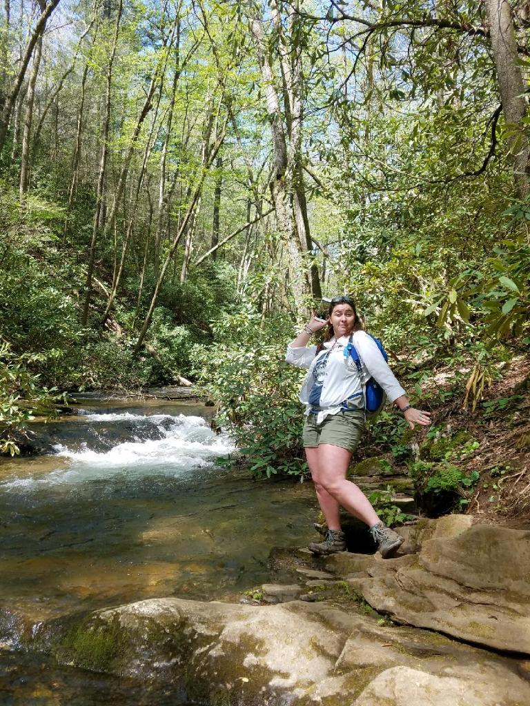 Raven Cliff Falls Trail – Helen GA