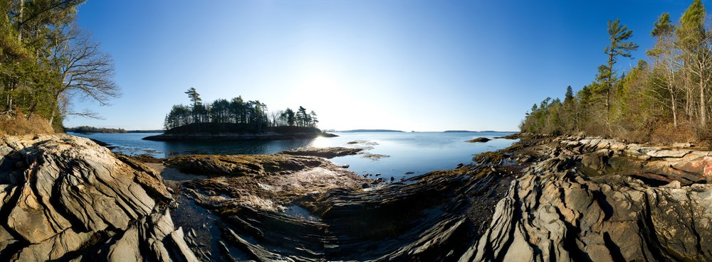Photo courtesy of https://www.visitfreeport.com/place/wolfes-neck-woods-state-park/maine-coast-wolfes-neck-woods-state-park-beac/