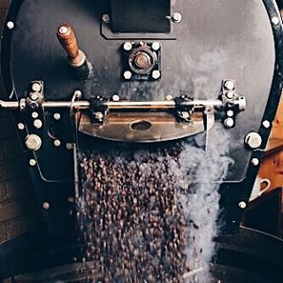 We Roast once a week. Order by Wednesday. Receive by Monday. #coffee #dtla