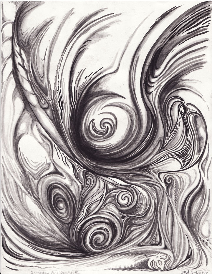 Watching organisational culture at work often reminds me of fluid dynamics. Attribution: JMWheeler on Deviantart