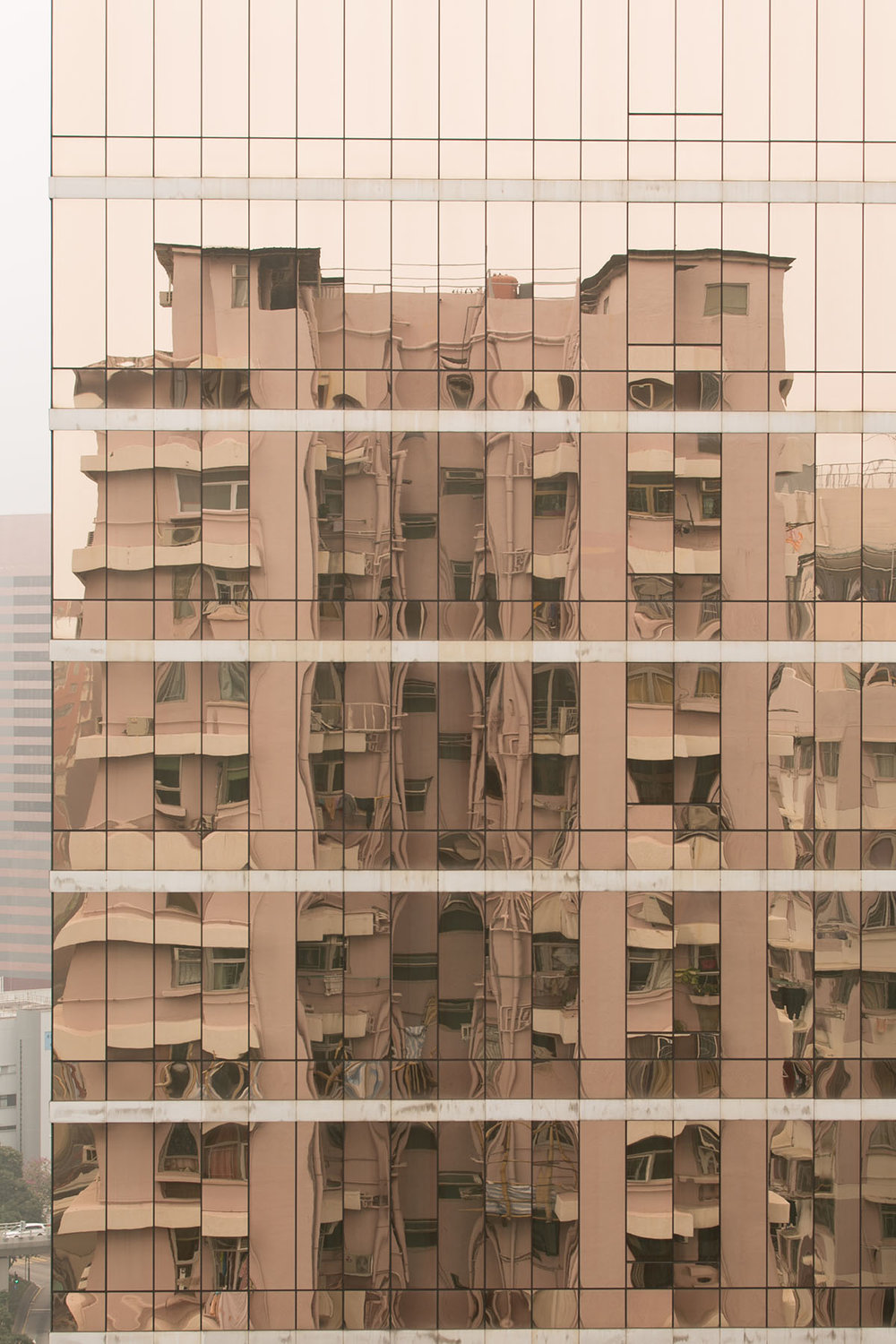 Reflected Building Residential Living Hong Kong.jpg