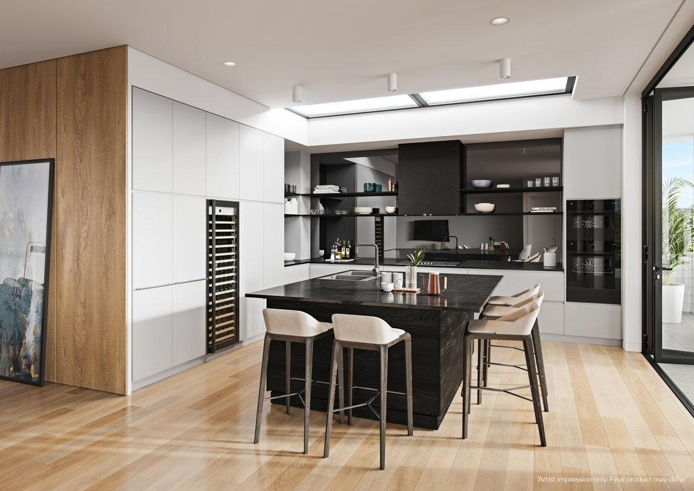 Unit 14 Kitchen