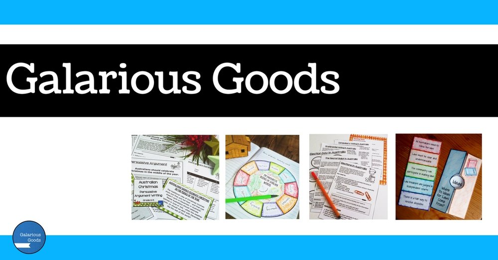 Galarious Goods Resources