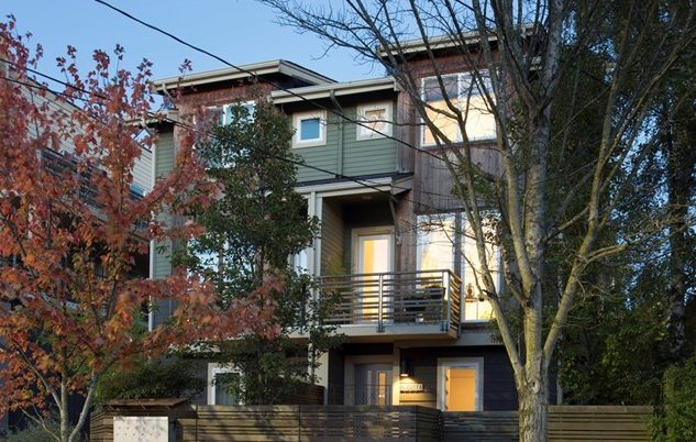 4220 Fremont Ave N #A, Seattle  $622,700 2 bed, 1.5 Ba, 1,110 sq ft
