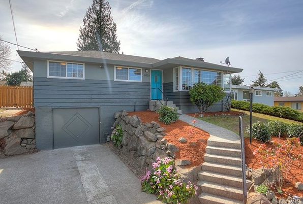 6035 S 117th Place, Seattle  $405,000 4 bed, 2 bath, 1770 sq ft