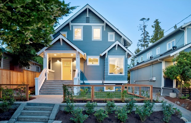 4514 Thackeray PL NE, Seattle $1,500,000 4 bed, 3.25 bath, 2500 sq ft