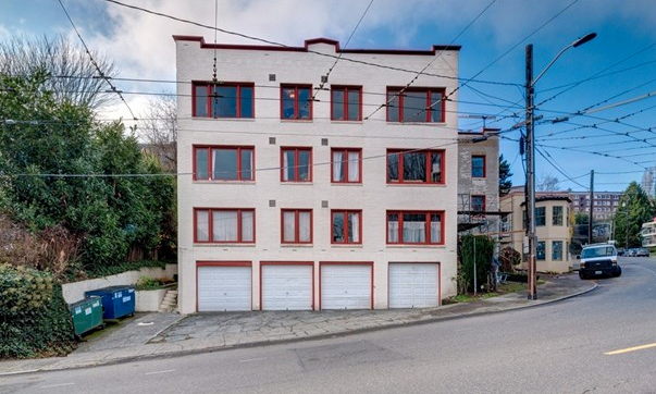 1623 Taylor Ave N #302 Seattle