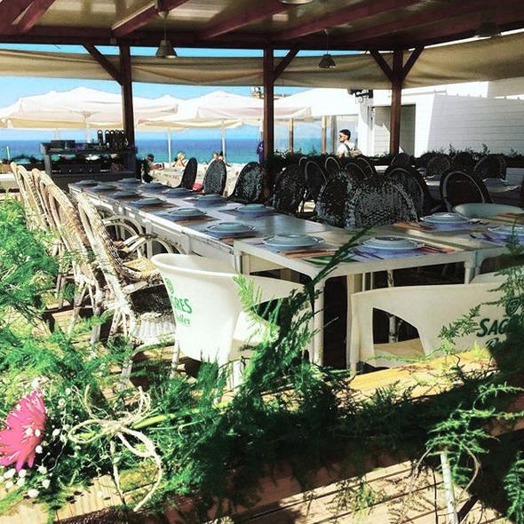 LA + NATURE : GRAO D'AREIA    OPEN   Praia da Riviera, Costa da Caparica / 961 667 585