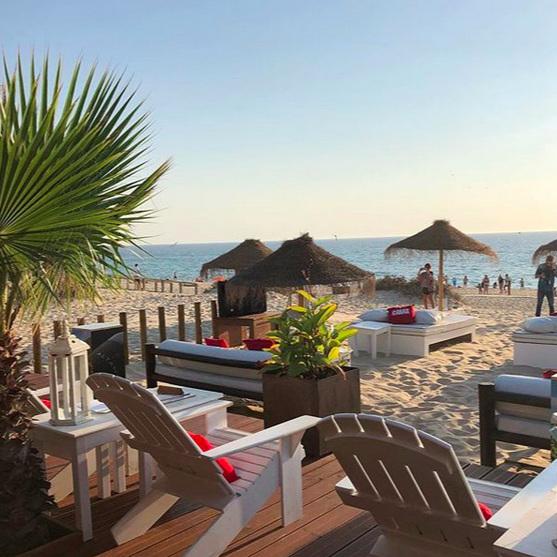 IBIZA MAIS ICI : COMPORTA CAFÉ      OPEN - sauf le lundi / exceto segunda-feira     Praia da Comporta, 7680-612 Comporta - 265 497 652 -