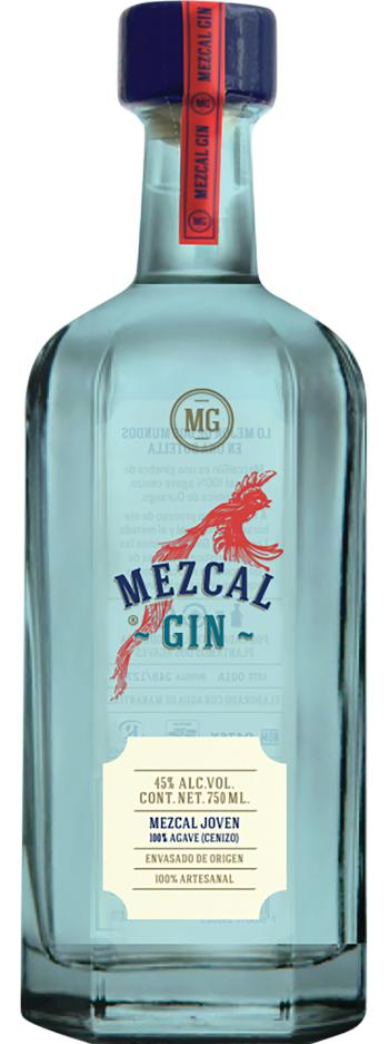 Mezcal-Gin
