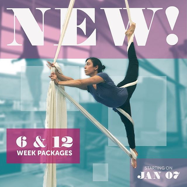 New 6 & 12 week packages are now available. Combine aerial conditioning with one aerial skill. All 12 week packages come with some free practice time. Classes start tomorrow! Visit link in bio to book.  #aerialclass #strapsclass #silksclass #trapezeclass #hoopclass #ropeclass #circuittraining #aerialstraps #aerialsilks #cordelisse #circusschool #aeriallondon #londonclasses