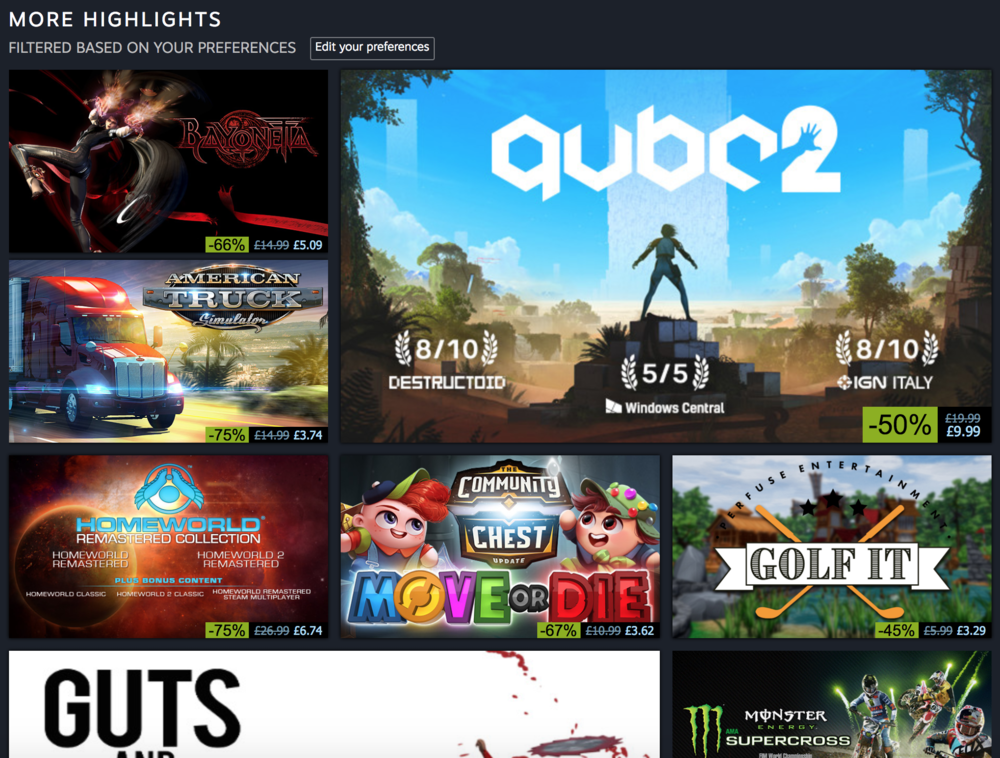 QUBE 2 Steam Feature.png