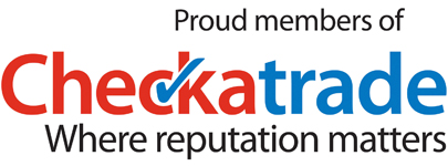 checkatrade logo invictus construction