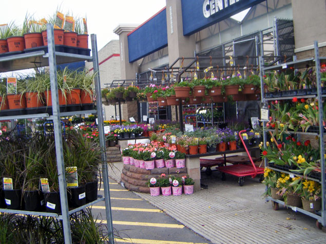 Garden Center photo by  Bradley Gordon .