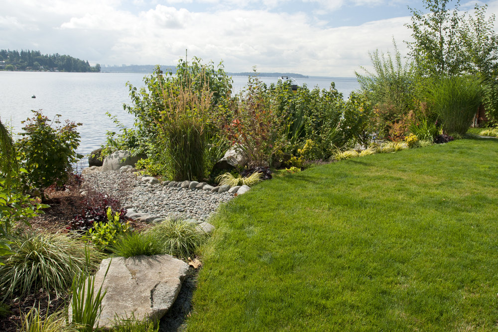 Landscape and Shoreline Design