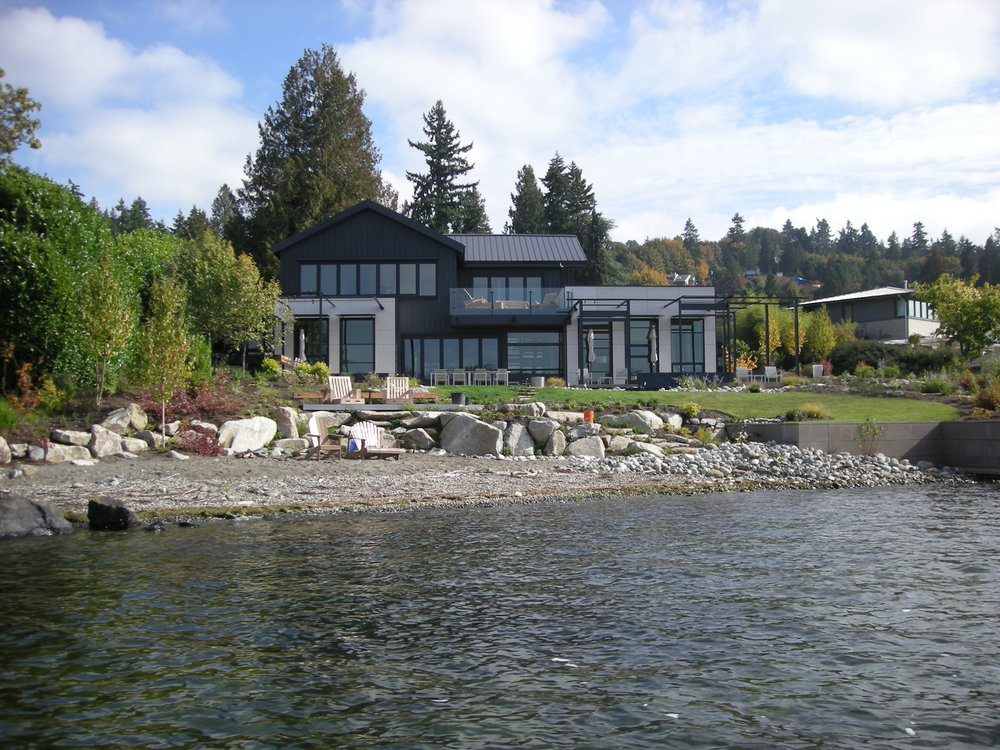 Residential Shoreline Design