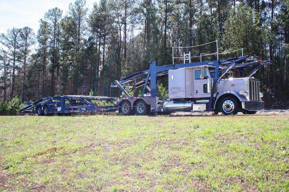 Delavan EVO 75 car hauler