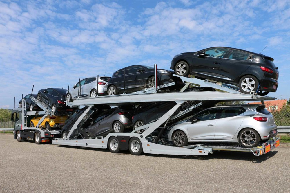 Better ways to move vehicles -