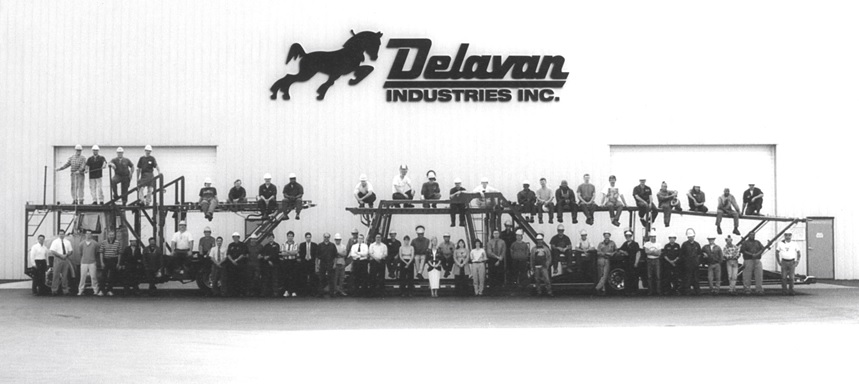 The Delavan Team