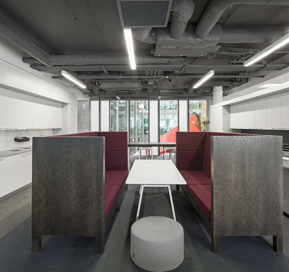 Collaboration & Lounge Seating