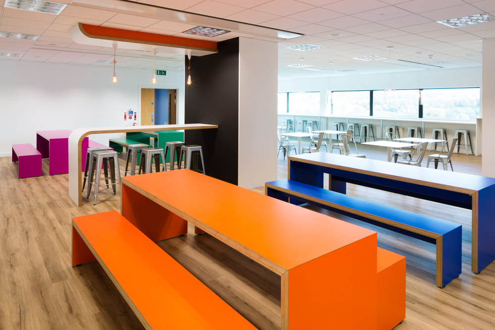Work cafe mccreery office furniture mccreery office interiors - Squarespace dublin office ...