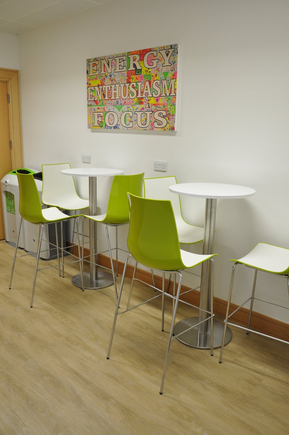 Office Cafe Seating