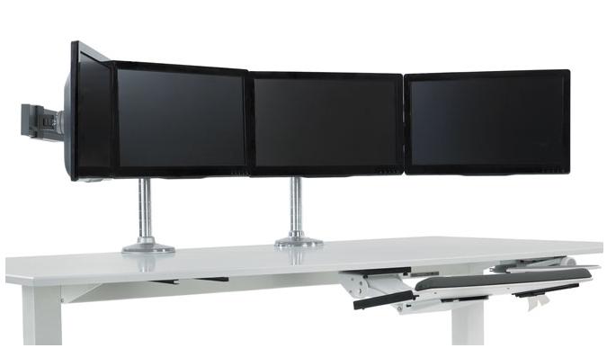 Humanscale - Para-Flex Monitor Arm