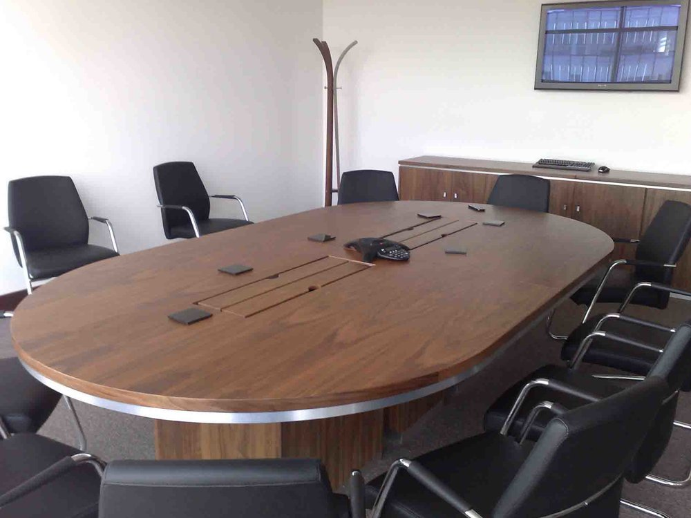 Worldspread Conference Table