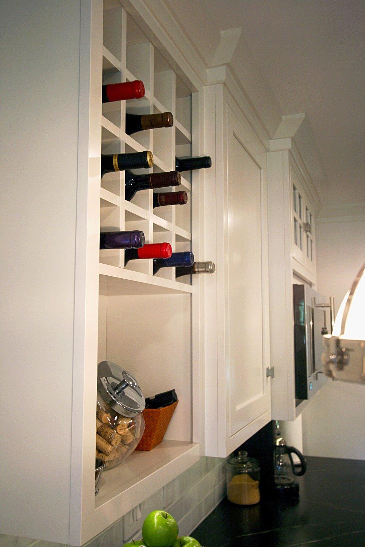 cabinet wine storage