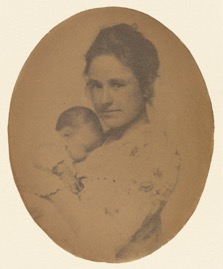 Real Motherhood , 1900