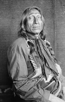 Chief Iron Tail , 1898