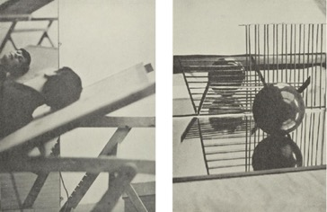 c. Florence Henri in i10, Dec. 1928, selfportrait and still life, i10 internationale revue.