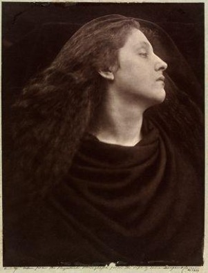 Call, I follow, I follow, Let Me Diel,  Julia Margaret Cameron, 1867. Museum no. 15-1939 © Victoria and Albert Museum, London