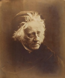 Sir John Herschel , 1897. Photograph: National media Museum, Bradford/science and society picture library