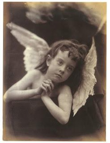 Angel of the Nativity  (1872) Respective copyright holder