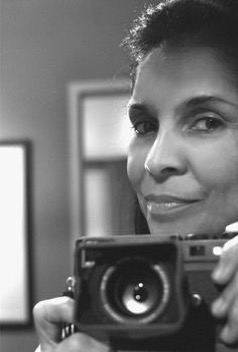 Self-Portrait.  Jeanne Moutoussamy-Ashe