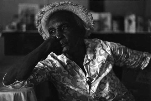 Miss Bertha ,1977. From Daufuskie Island.Jeanne Moutoussamy-Ashe.