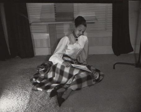 Vera Jackson, Portrait, Dorothy Dandridge. From Viewfinders. Jeanne Moutoussamy–Ashe.