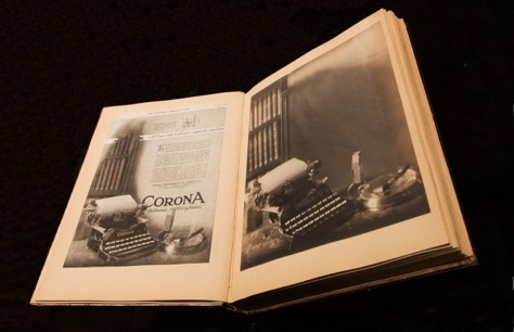 Scrapbook , Elizabeth Buehrmann; New York Public Library