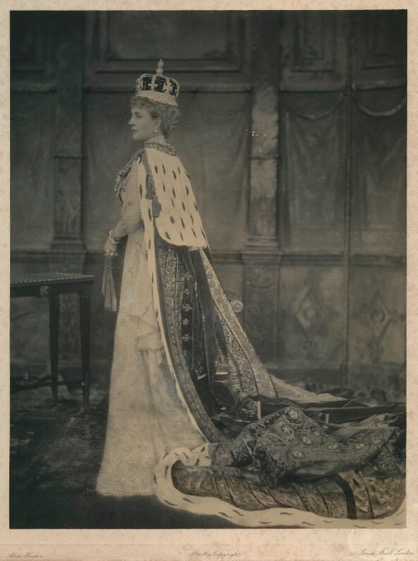 Queen Alexandra by Alice Hughes, 1902