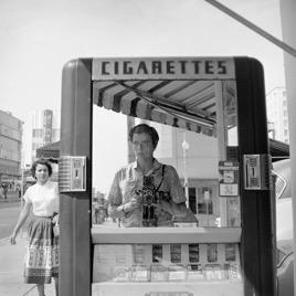 Self Portrait , 1951
