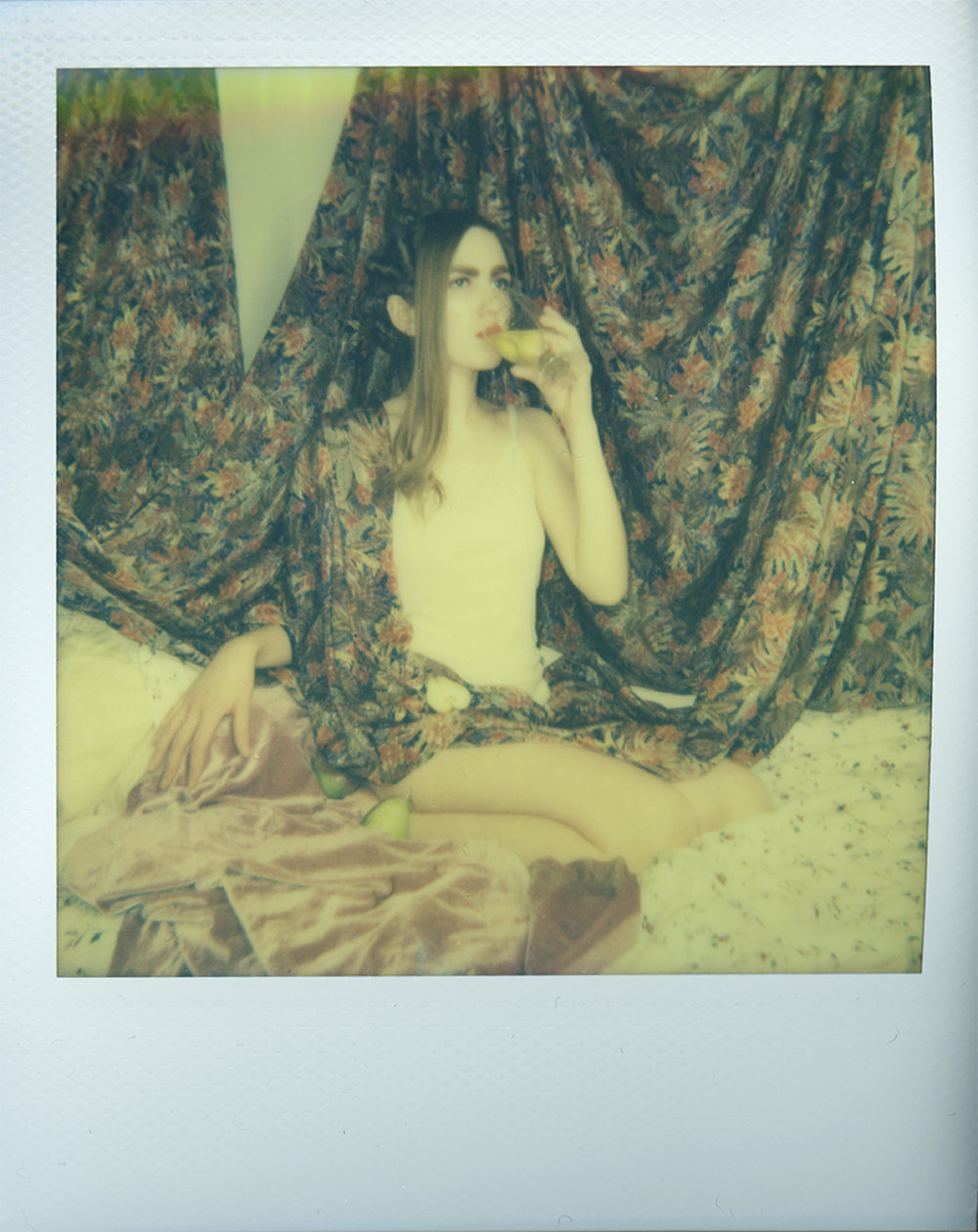 The Morning Of (Test Polaroid)