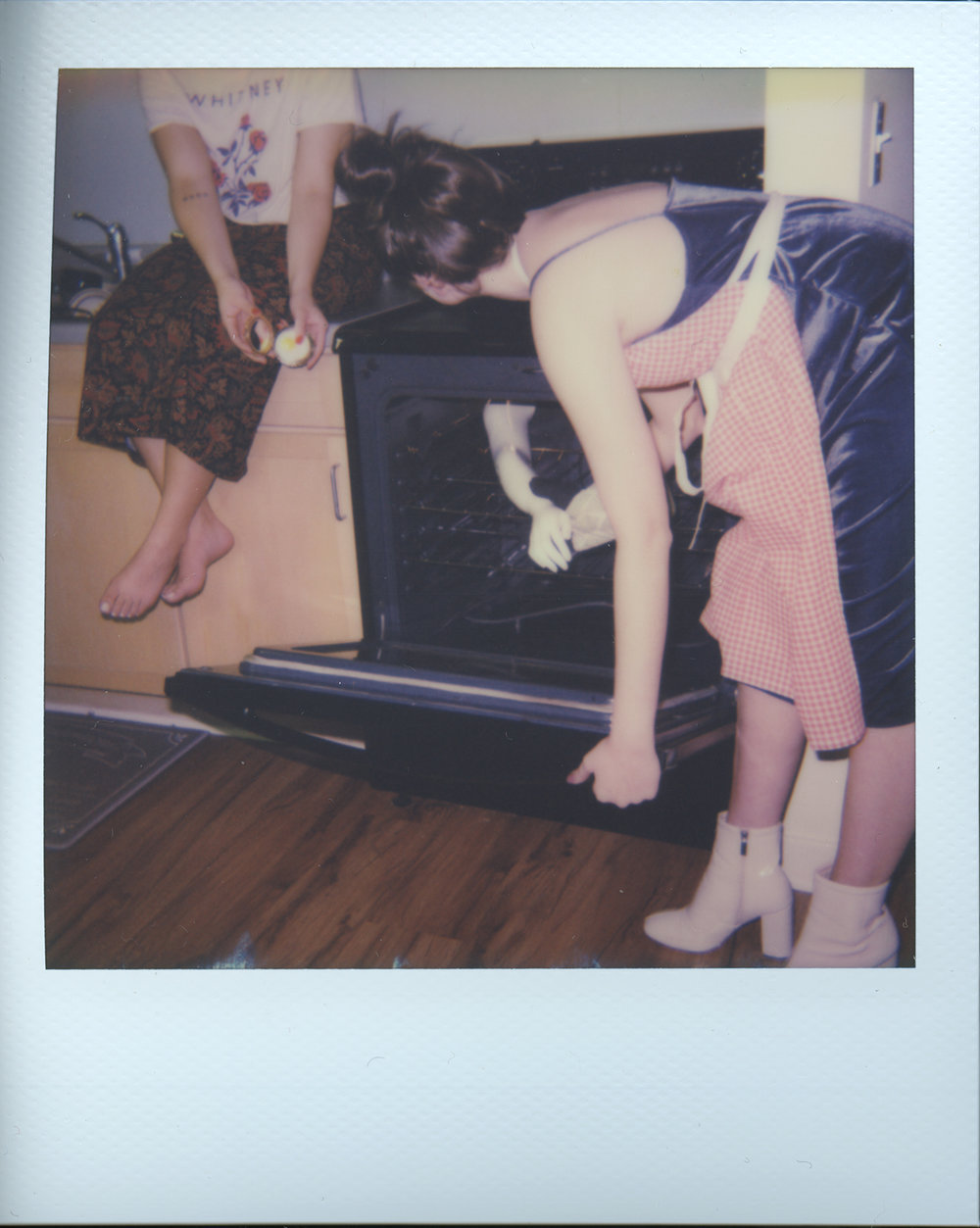 The Night In (Test Polaroid)