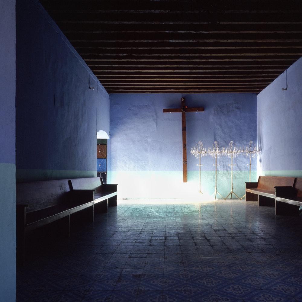 franciscan monastery, huejotzingo