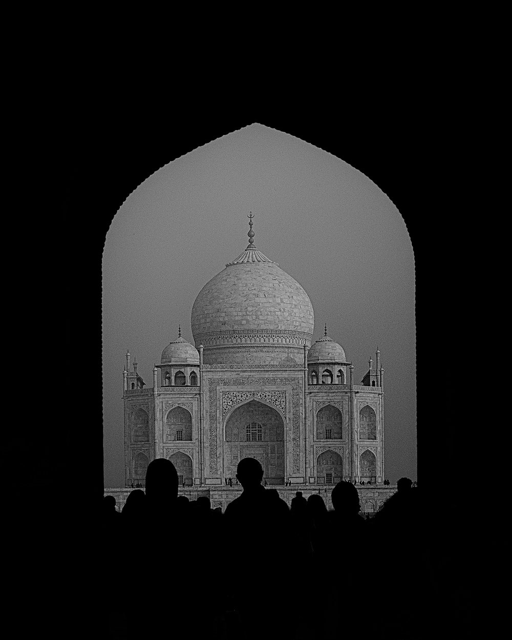 Entry Gate, Taj Mahal, Agra