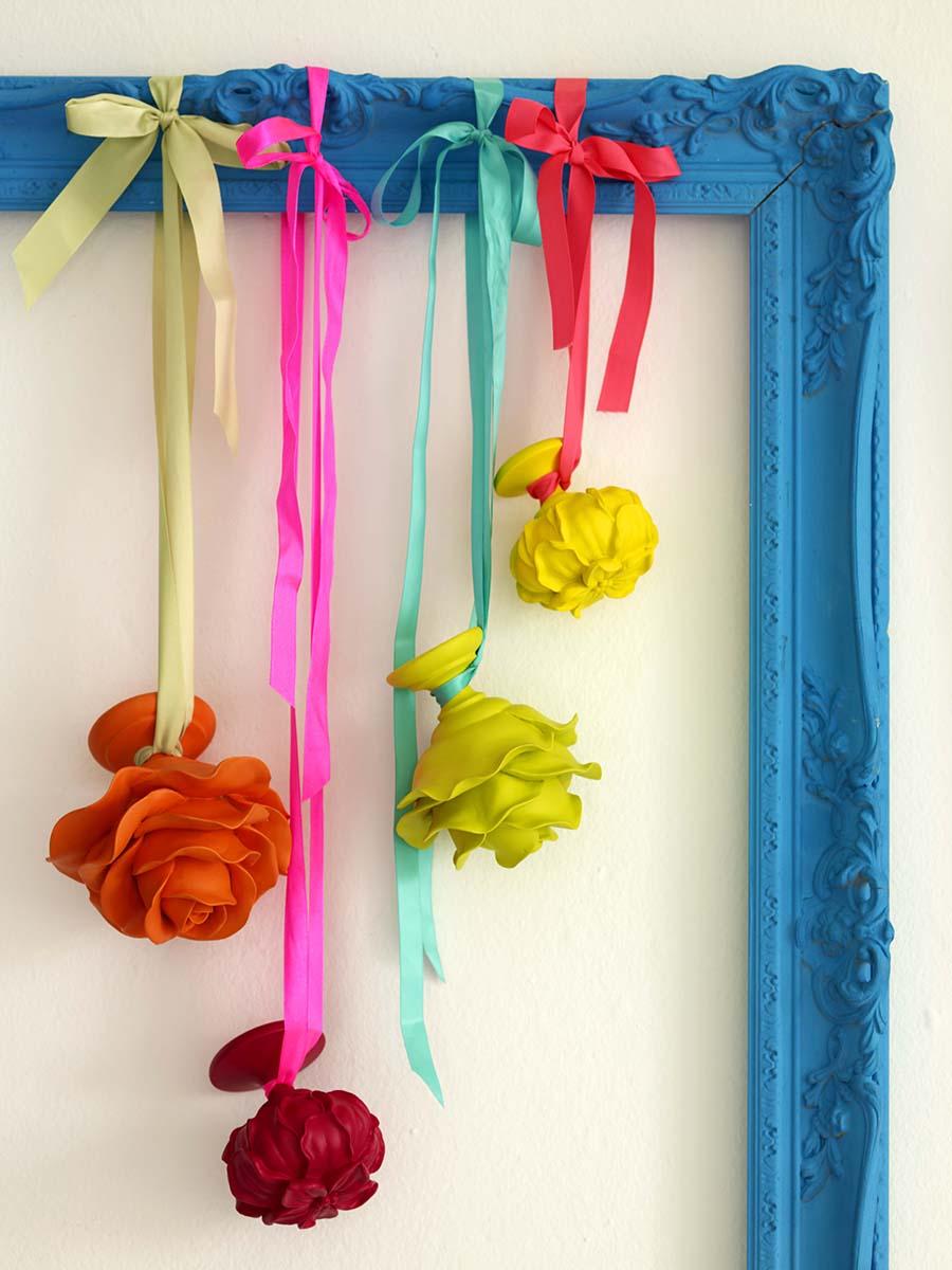 Floral neon hanging on frame.jpg